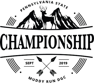 The Pennsylvania State Disc Golf Championship - Sponsored by: Latitude 64 logo