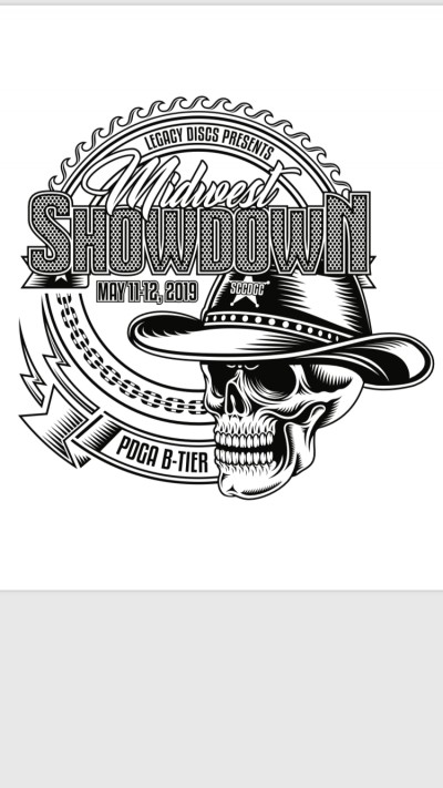Legacy Discs presents Midwest Showdown logo