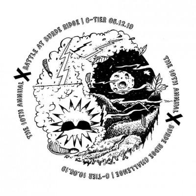 Battle at Burde Ridge X logo