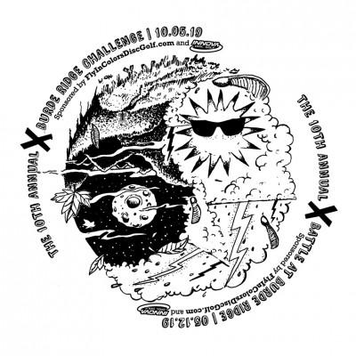 Burde Ridge Challenge X Driven By INNOVA logo