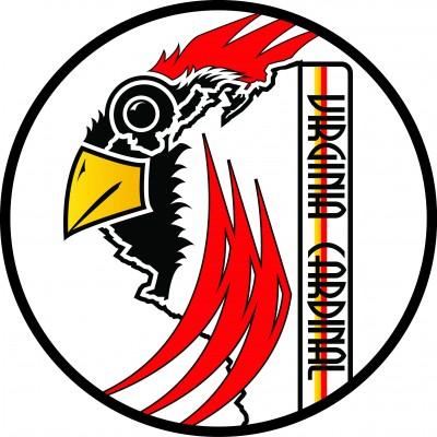 Virginia Cardinal  I81DGS #9 logo