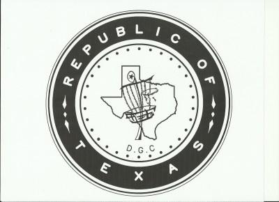 Republic of Texas Inaugural Annual Open logo