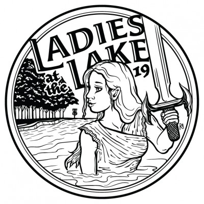 Ladies at the Lake logo