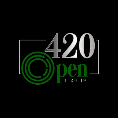 The Four Twenty Open logo