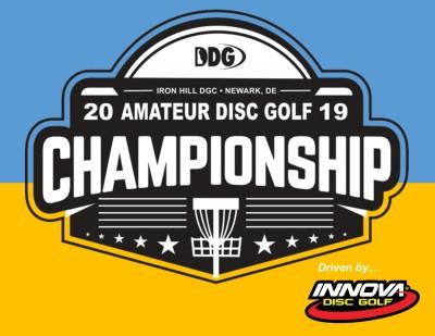 2019 Delaware Amateur Championship driven by INNOVA logo