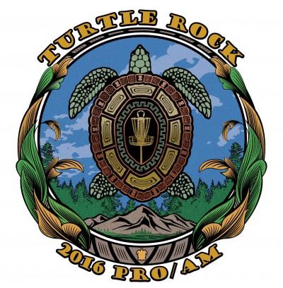 Turtle Rock Pro/Am Driven by Innova logo