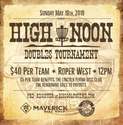High Noon Doubles logo