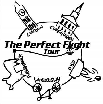 London Calling II - presented by Latitude 64 (TPF Tour #2) logo