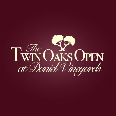 The Twin Oaks Open at Daniel Vineyards PRESENTED BY LIGHTS-OUT logo