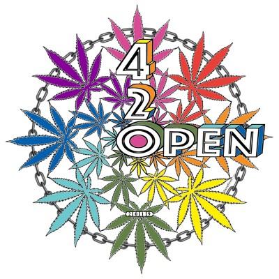 420 Open Presented by Joe Stewart logo