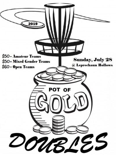 Pot of Gold Doubles logo