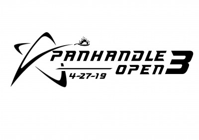 The Panhandle Open 3 Powered by Prodigy logo