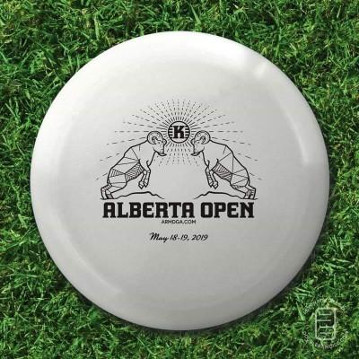 2019 Lifesport Alberta Open sponsored by Kastaplast logo