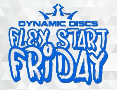 JO Flex Start Friday presented by Latitude 64 logo