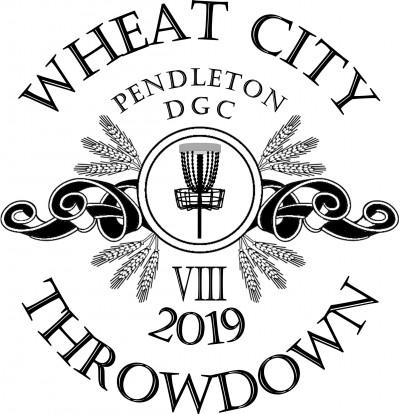 Wheat City Throwdown VIII sponsored by Dynamic Discs, 208 Discs & Zuca logo