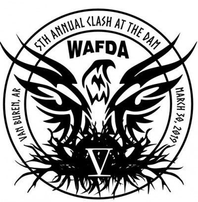 5th Annual Clash At The Dam logo