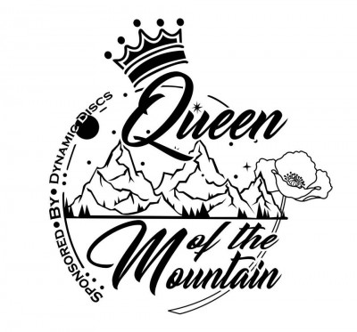 Poppy Series: Queen of the Mountain Sposnored by Dynamic Discs logo