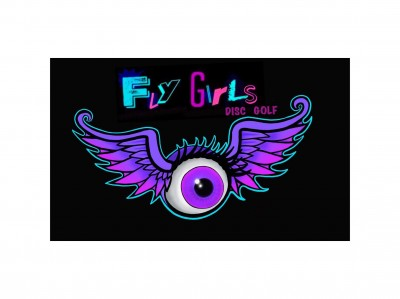 """""""Off the Chain"""" A Fly Girls event for Women logo"""