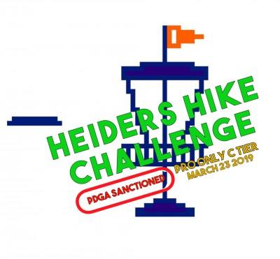 Heider's Hike Challenge logo