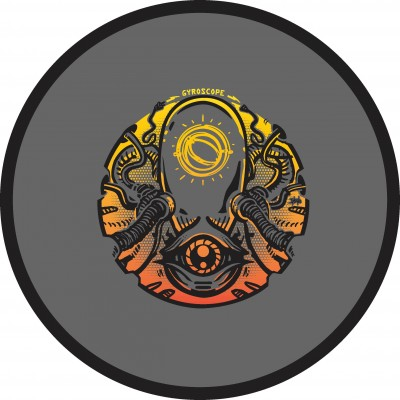 MVP Disc Sports presents GYROscope #4: Glowhick II logo