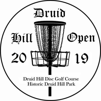 2019 Druid Hill Open logo