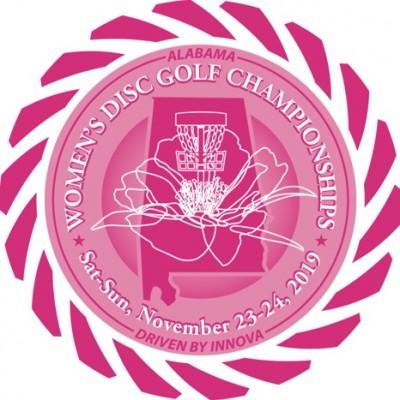 Alabama Women's Disc Golf Championships - Driven By Innova logo