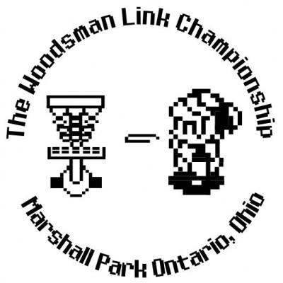 Woodsman Link Championship logo