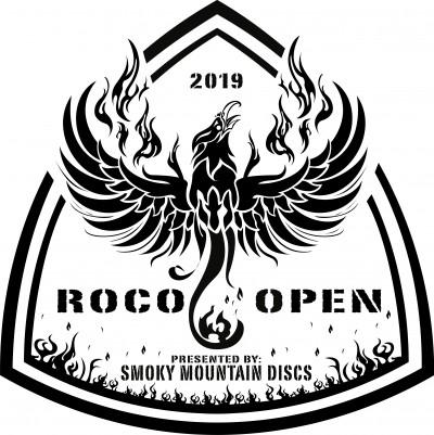 RoCo Open Presented by Smoky Mountain Discs logo