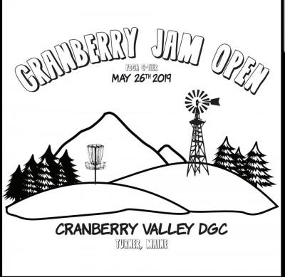 Cranberry Jam Open logo