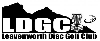 Leavenworth Disc Golf Spring Open Tournament logo