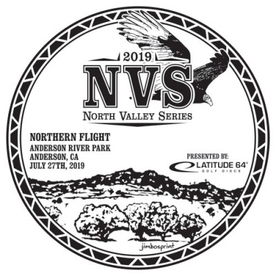 NVS: Northern Flight presented by Latitude 64 logo