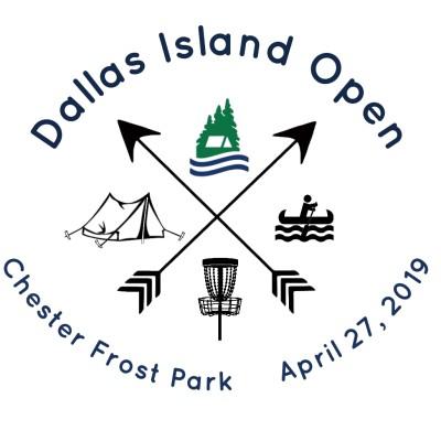 Dallas Island Open - Grand Opening logo