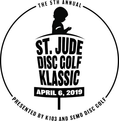 St. Jude Disc Golf Klassic logo