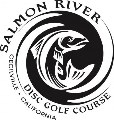 Salmon River Disc Golf Tournament logo