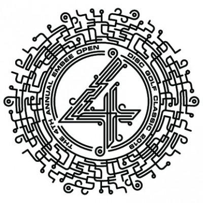 EmBee Open Sponsored by Latitude 64 logo