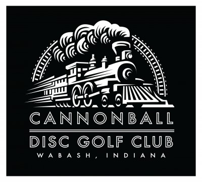Wabash Cannonball Open- Sponsored by Dynamic Discs logo