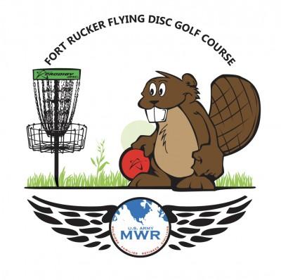 Ft Rucker Flying Discs Doubles logo