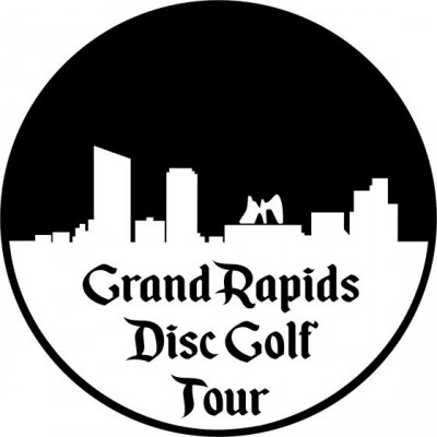 GRDGT Doubles Championships driven by Innova and presented by Disc Baron logo