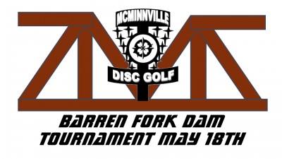 Barren Fork Dam Tournament logo