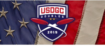 USDGC Doubles Qualifier logo