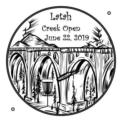Latah Creek Open logo