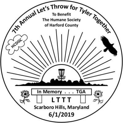 Let's Throw For Tyler Together logo
