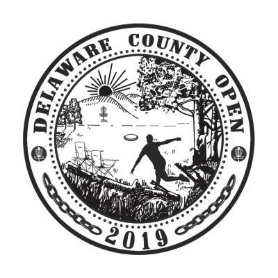 Delaware County Open logo