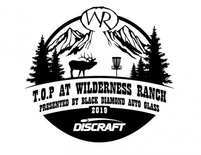 TOP of The Pines @ Wilderness Ranch Presented by Black diamond auto Glass logo