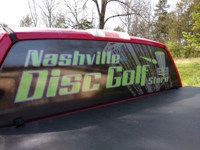 Iffy Hollers Toast To Todd Ignited by Nashville Disc Golf Store logo