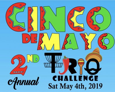 2nd Cinco de Mayo Trio Challenge logo
