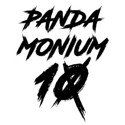 Pandamonium 10 (Doubles) logo