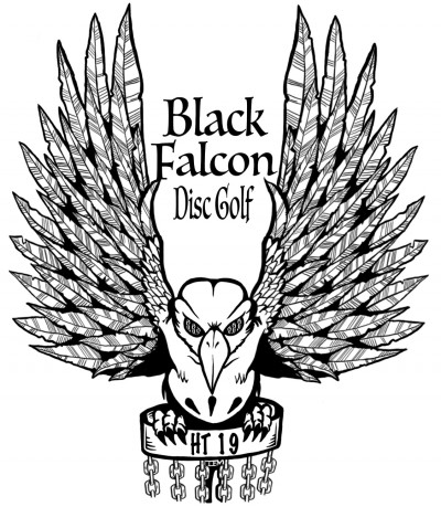 HomeTeam Cash Doubles at Black Falcon DGC logo