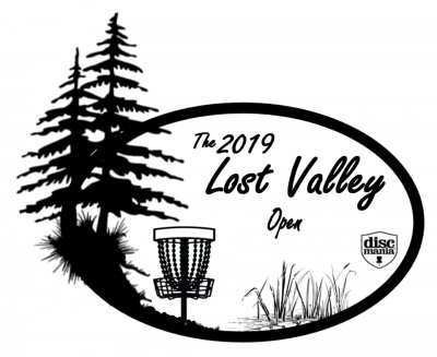 The Lost Valley Open presented by Discmania logo