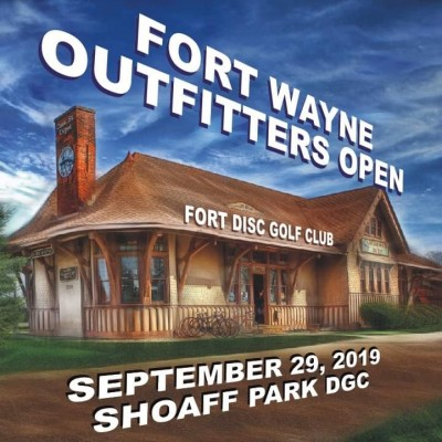 Fort Wayne Outfitters Open - Sponsored by Dynamic Discs logo